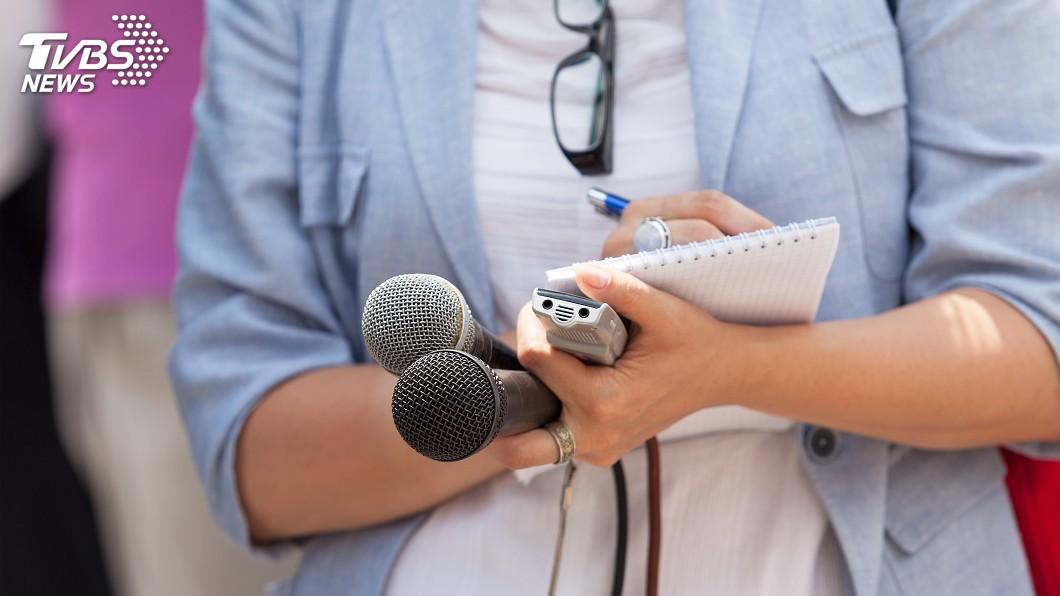 示意圖/TVBS 印度18個月7記者被殺 無國界記者組織擔憂