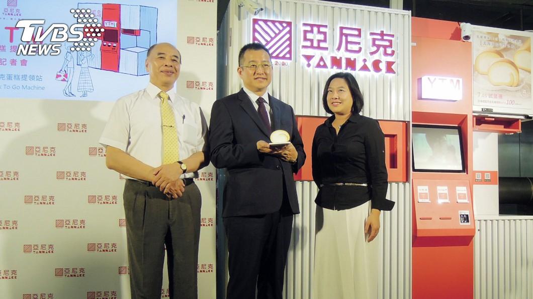 圖/中央社 捷運開百家無人店 甜點業董座坦承玩很大