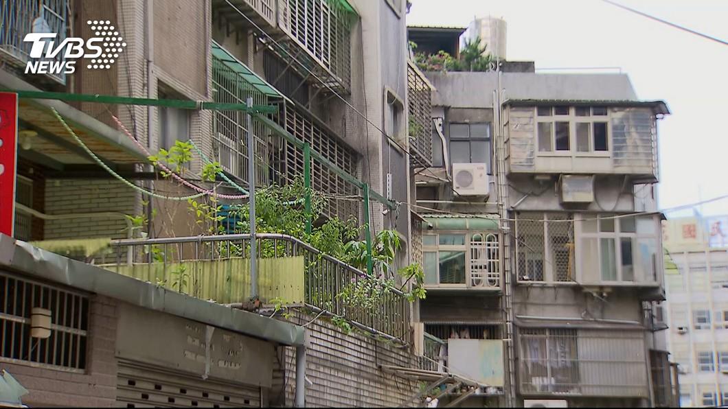 示意圖/TVBS 天龍國老人窮到只剩下房子 得靠出租雅房過活