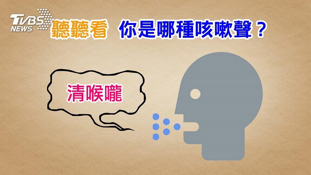 圖/TVBS 夏天久咳不癒別輕忽 小心其他疾病找上門