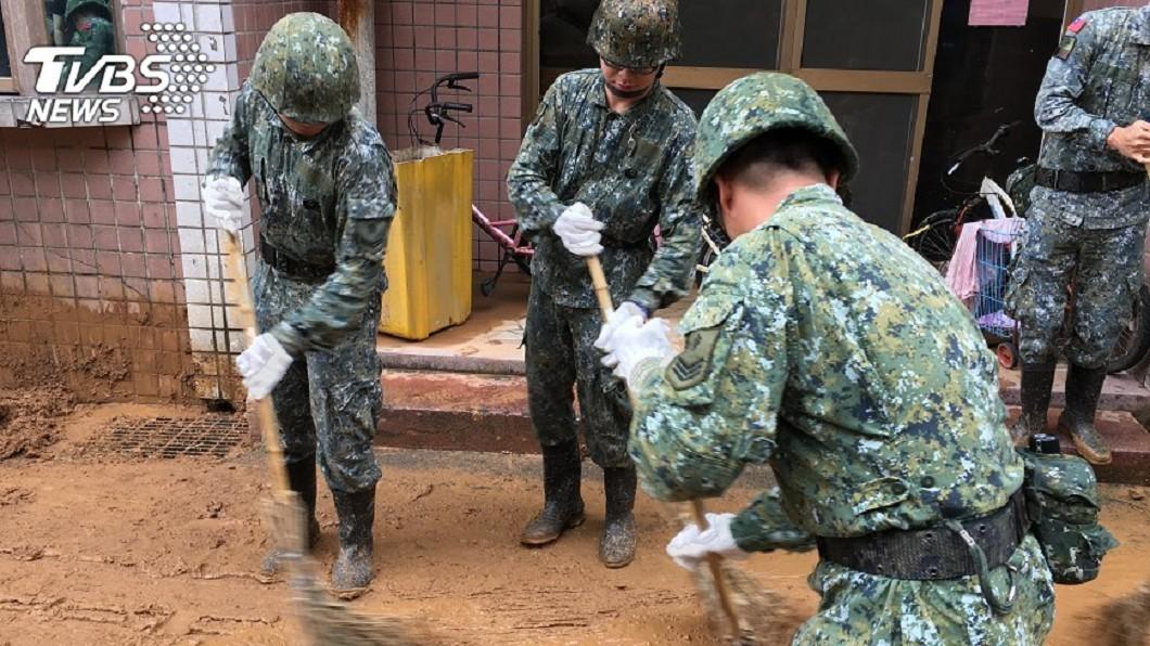 示意圖/TVBS 快訊/白鹿颱風逼近! 國軍3萬餘人已整備待命