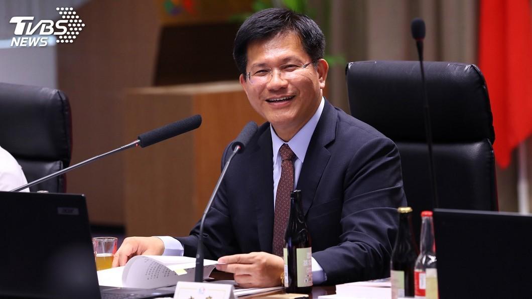 圖/TVBS TVBS民調/空汙阻連任? 44%台中人不滿意林佳龍