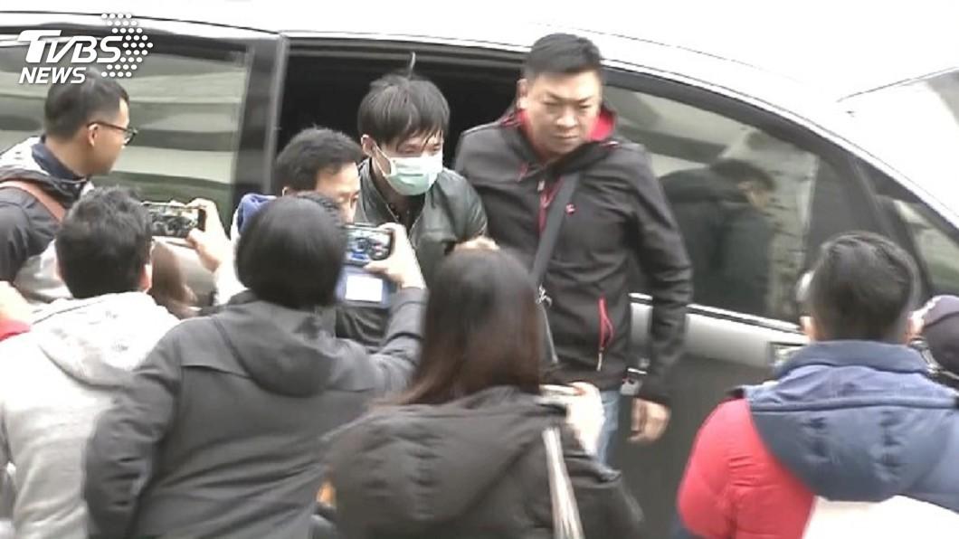 圖/TVBS資料畫面 南港女模命案 程宇一審判無期徒刑