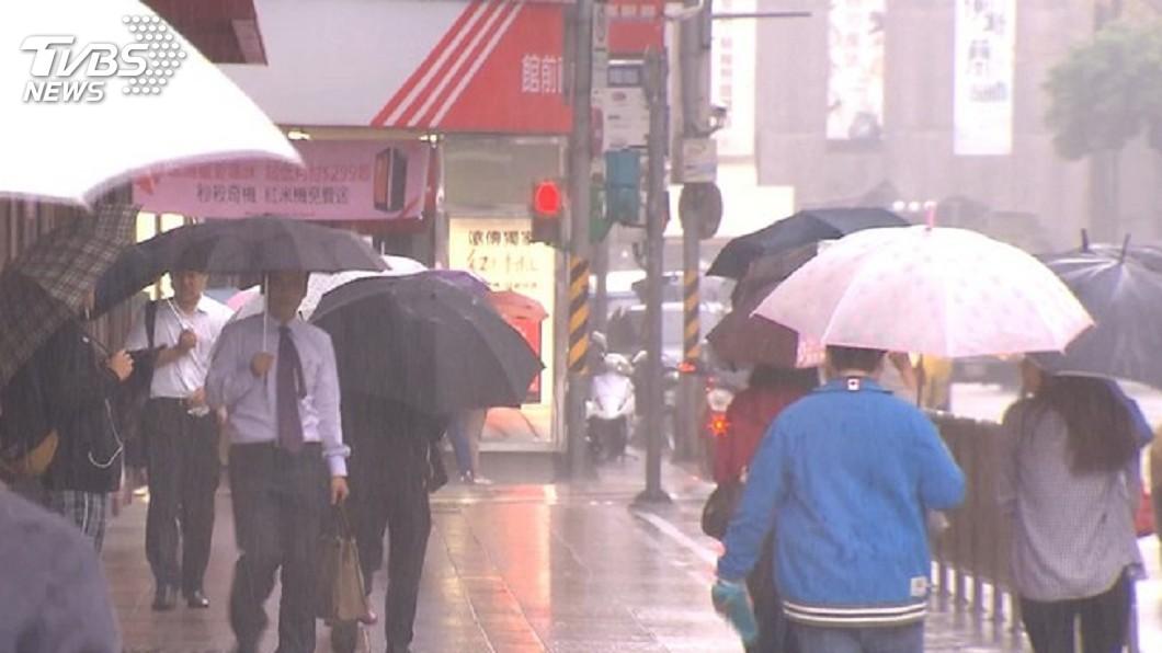 圖/TVBS資料畫面 颱風瑪莉亞襲台 台電、台水加強戒備