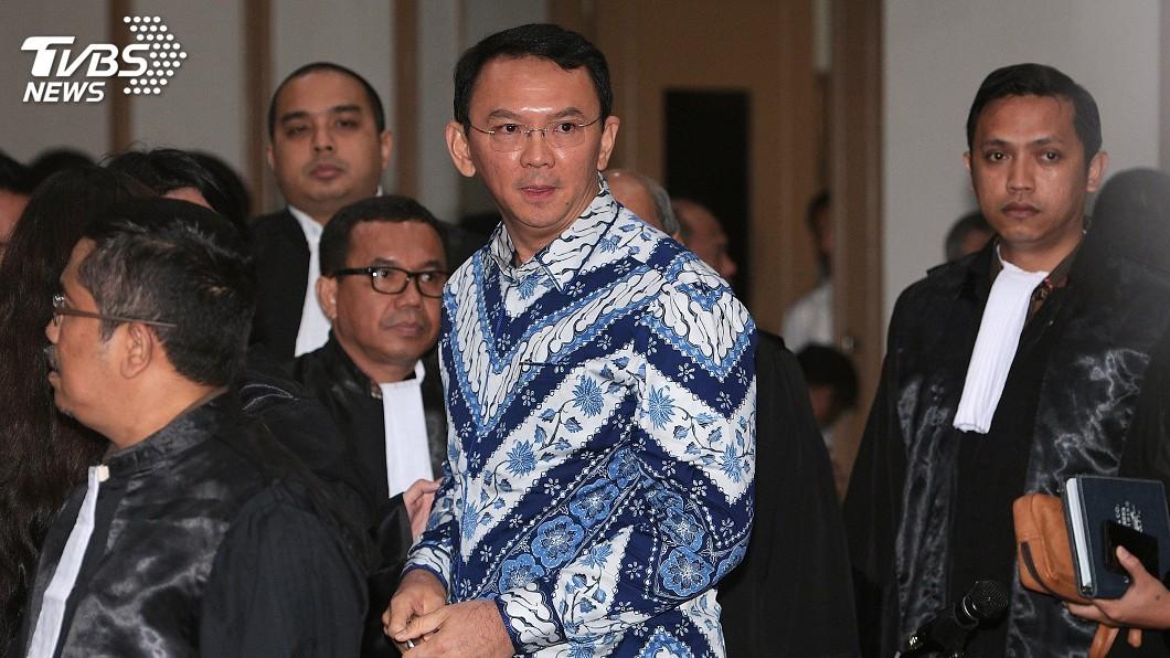 圖/達志影像路透社 鍾萬學可望8月出獄 印尼政界矚目