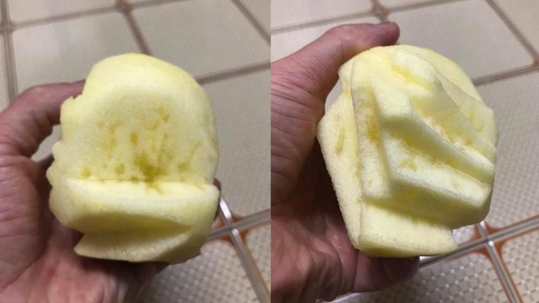 圖/翻攝自 Costco好市多 商品經驗老實說 好市多蘋果有鹹味連丟2顆 專業網友:這高檔貨啊!