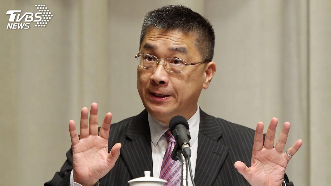 圖/中央社 徐國勇:沒說過韓國瑜不配當市長 散布者已道歉