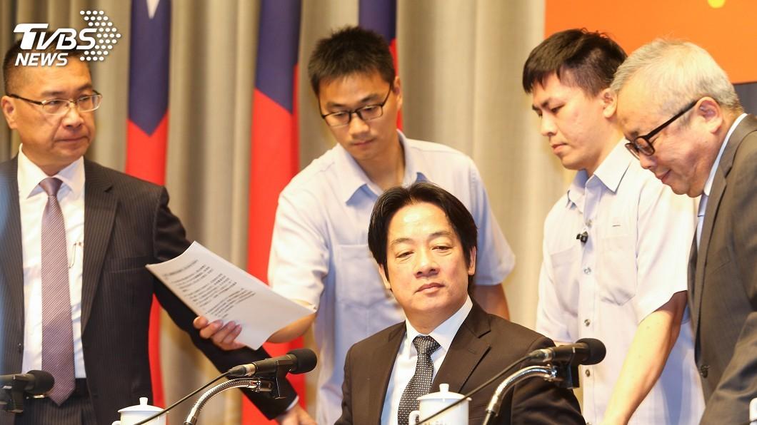 圖/中央社 內閣改組綠委有期待 在野黨盼不是為了選舉