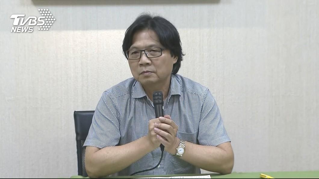 圖/TVBS 學者向葉俊榮喊話 「讓管中閔上任!做有氣度的決定」