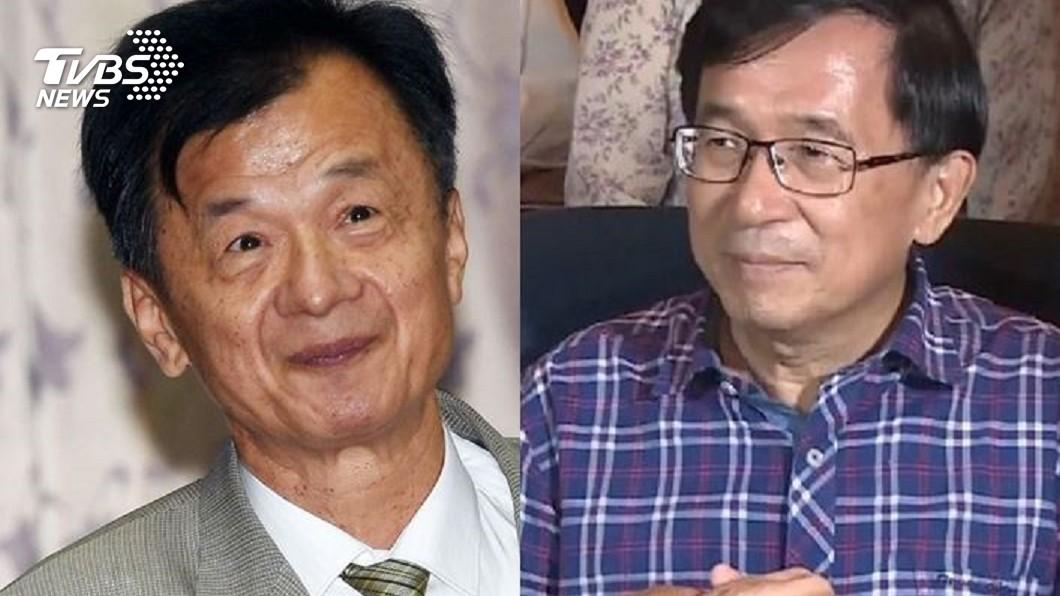 圖/TVBS 法務部長換人有內幕? 邱太三:我就是得罪阿扁