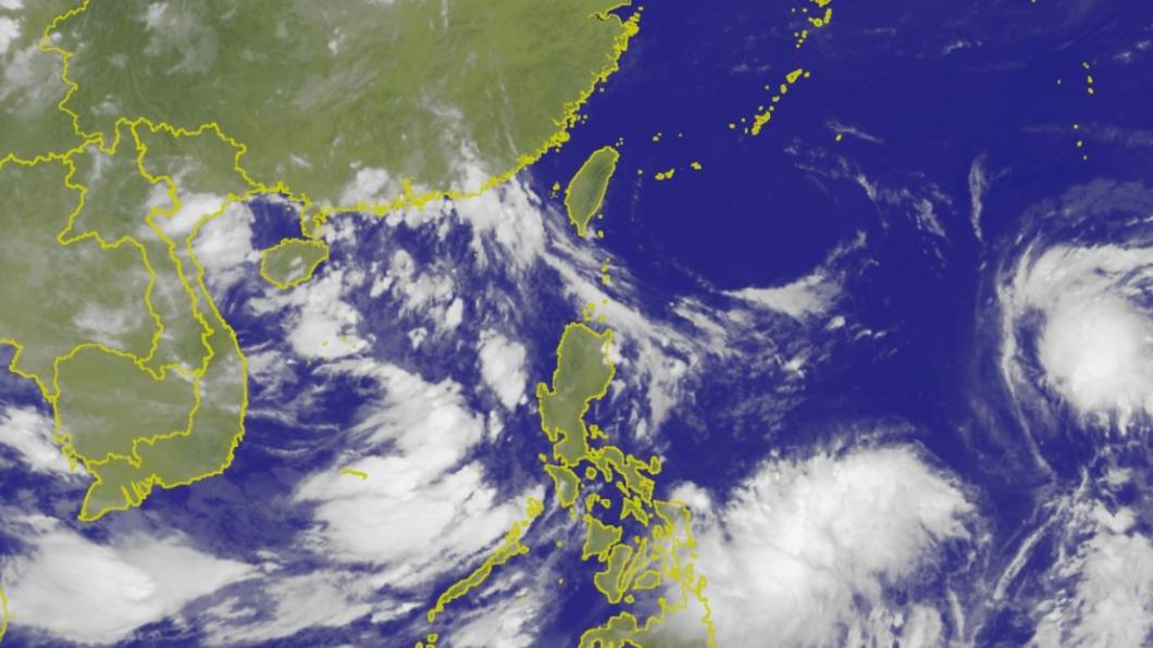 圖/中央氣象局 接力?週日成颱機率不小!氣象專家:颱風活躍期來了