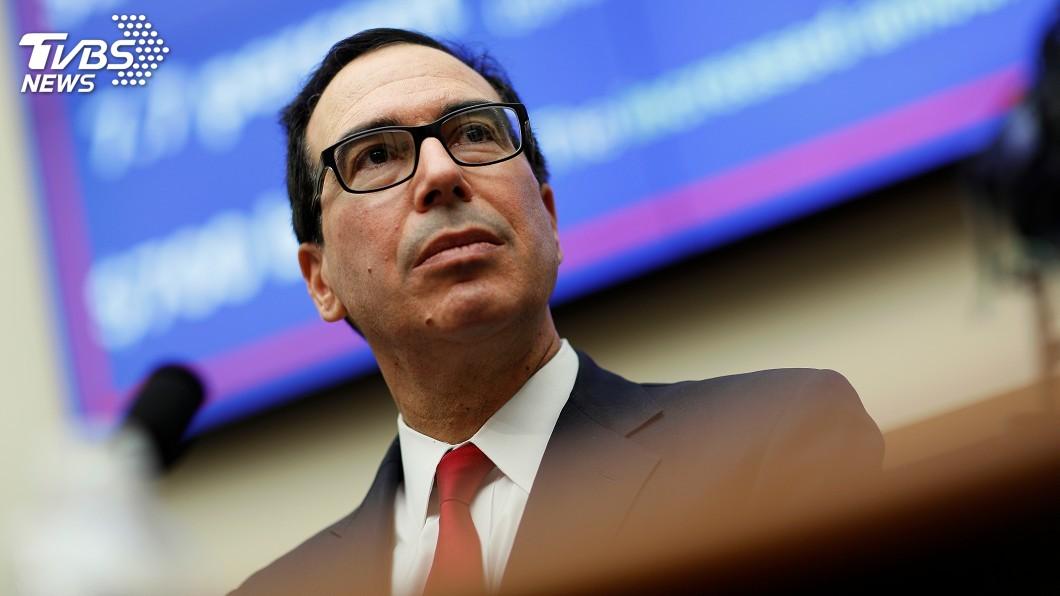 圖/達志影像路透社 美國國會反對川普貿易政策 財長忙滅火