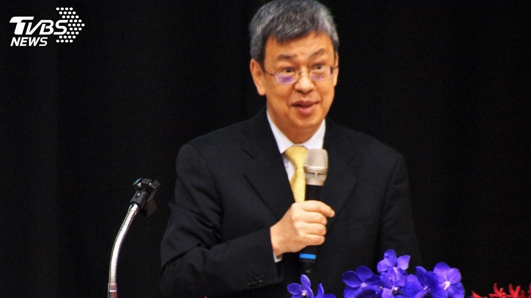 圖/中央社 年改擾選舉 副總統:人民會判斷選政客或政治家