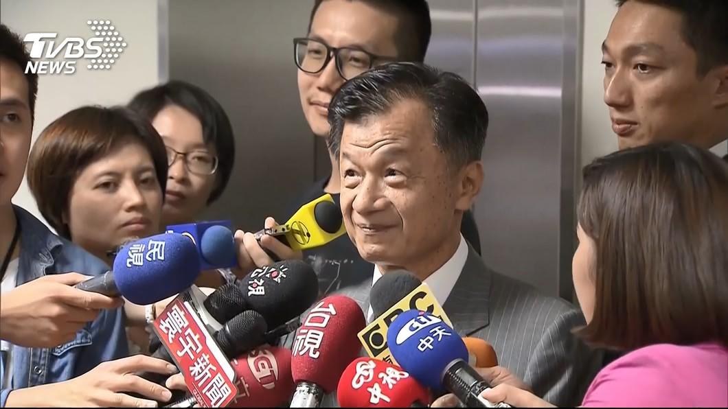 邱太三。圖/TVBS 邱太三涉關說 他酸:國安當關說司法遮羞布