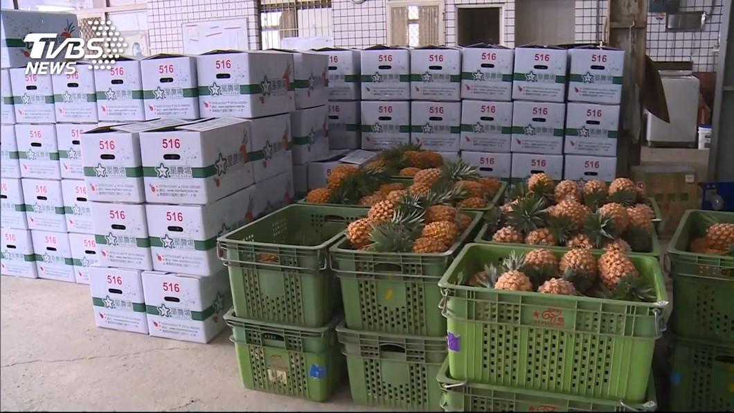 圖/TVBS 蔬果產銷失調 監院調查報告要求農委會改善