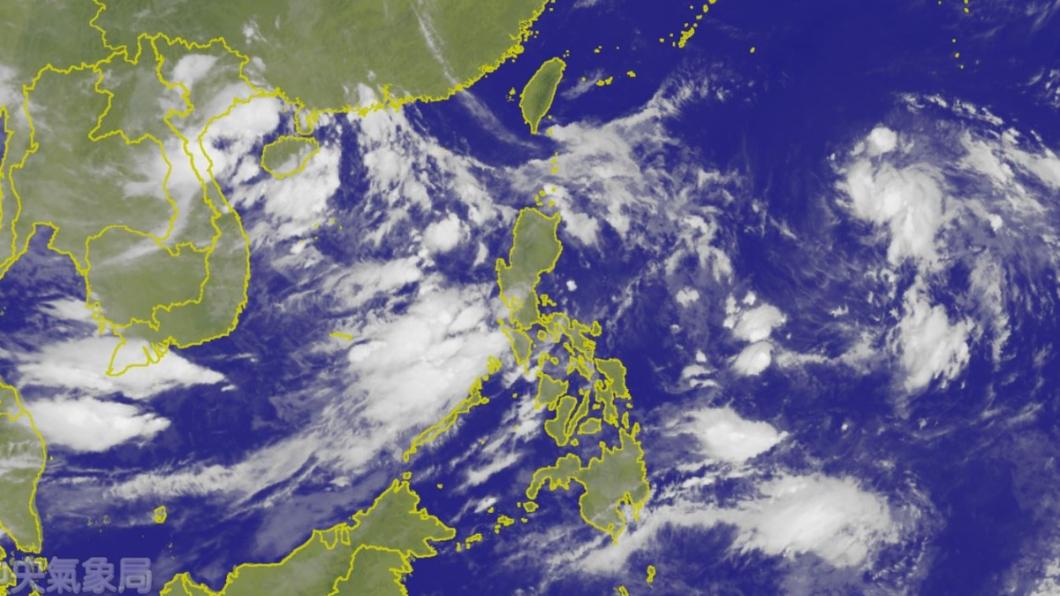 圖/中央氣象局 關島附近如「颱風窩」 專家:未來3週發展最密集