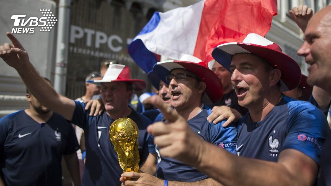 圖/達志影像美聯社(世足賽) 世足輸球沒關係 南美球迷留俄國觀光