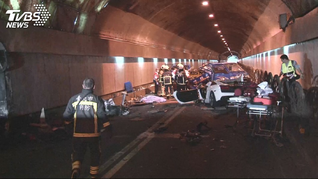 自強隧道飆超跑釀2死3傷 富少遭判2年4月