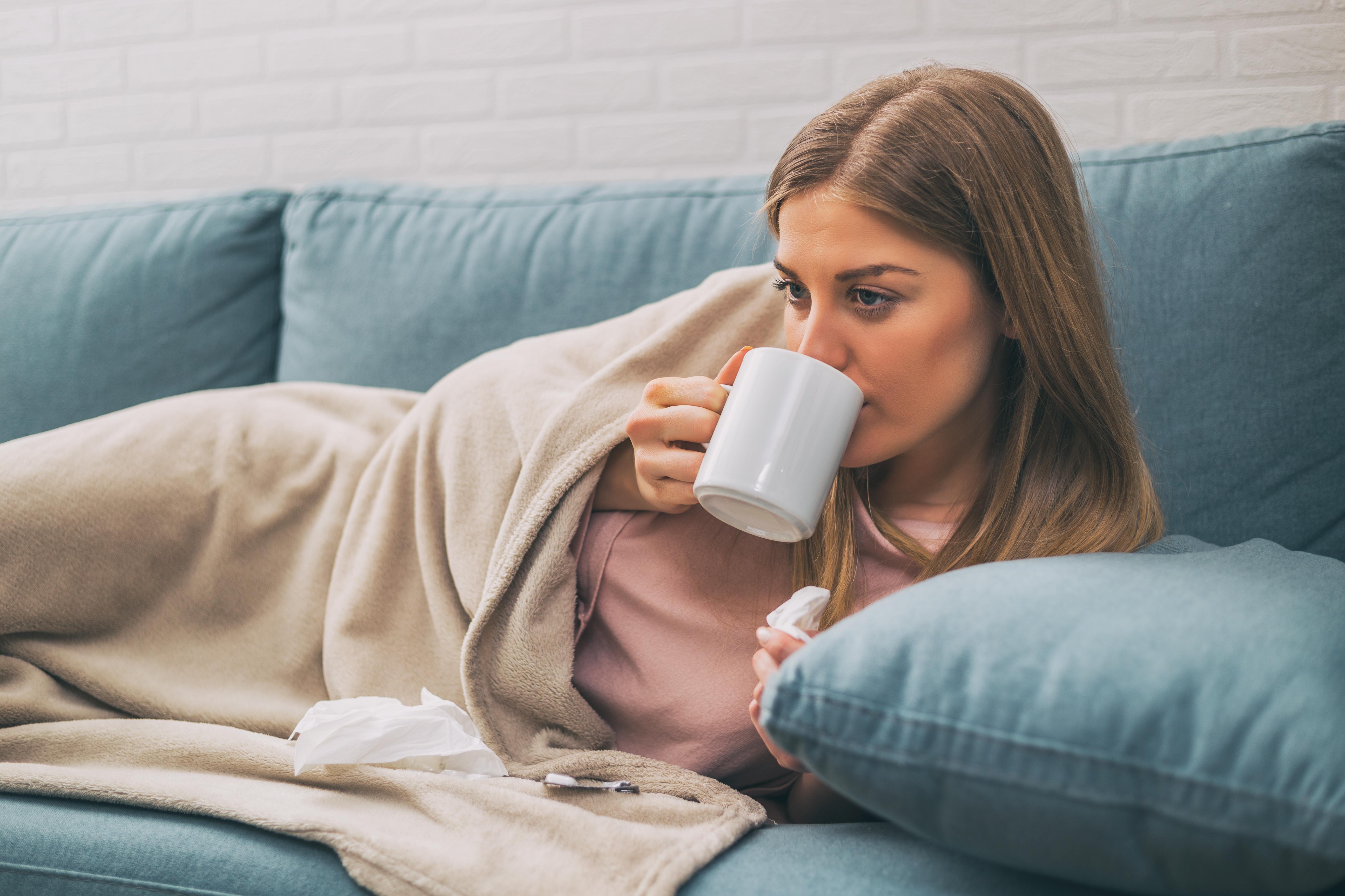 感冒吃甜易生痰? 吃對了有助潤肺化痰!