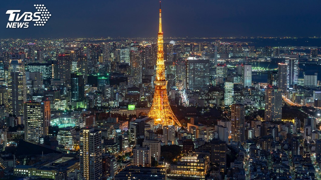圖/達志影像美聯社 東京新建案均價5962萬日圓 創27年新高