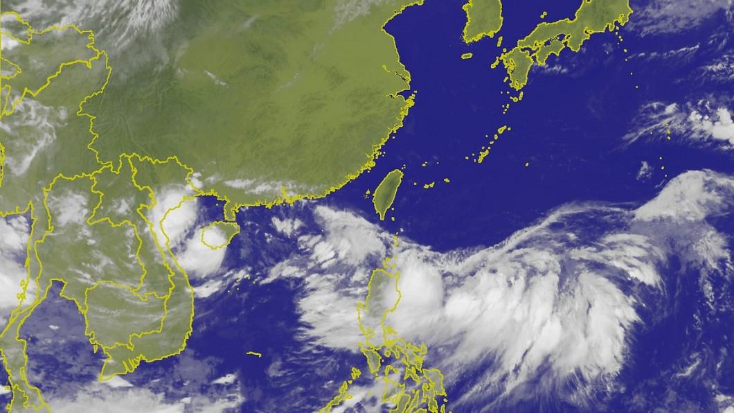 圖/中央氣象局 「安比」最快今生成颱 估週末最接近台灣