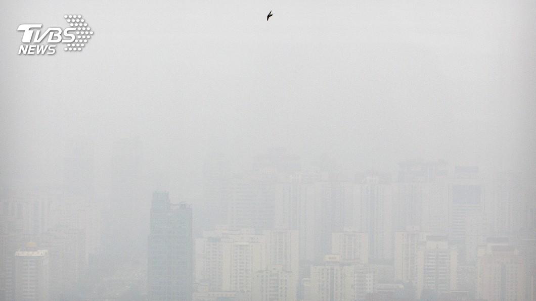 圖/達志影像美聯社 北京降雨量已達全年1/6 近年災情一次看懂