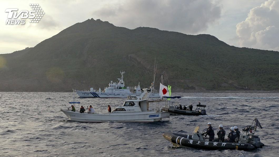 圖/達志影像美聯社 日本教改擬將釣魚台列領土 外交部重申主權