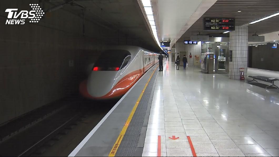 圖/TVBS 清明連假疏運 高鐵再加開6班次列車23日零時開搶