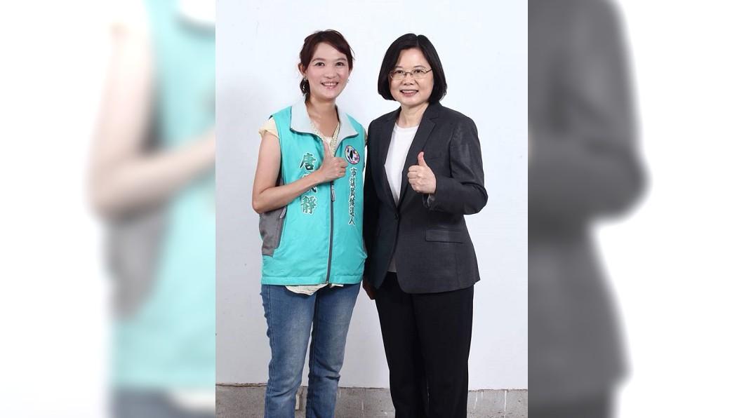 圖/翻攝自唐儀靜臉書 只差6票! 台南市議員這選區也要驗票