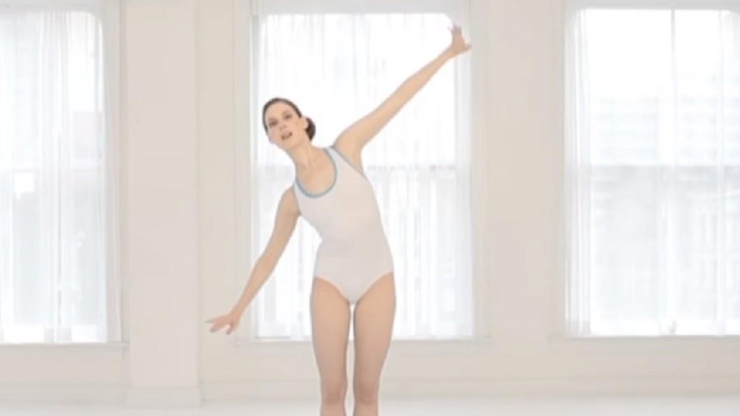 圖/翻攝YouTube 15分鐘練出性感「天鵝頸」 比健身房練3小時還有效!