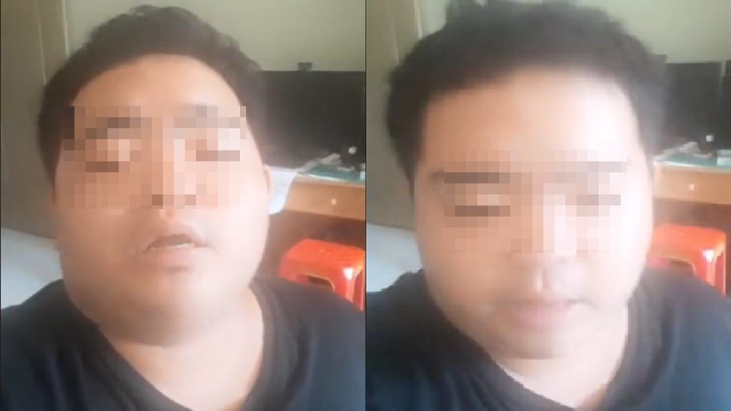 圖/翻攝自 魏姓網友 臉書 「館長對不起」高雄南霸天認輸 稱帳號被盜網酸爆