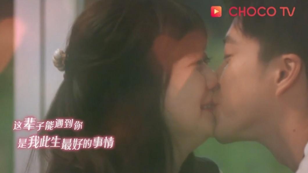 圖/翻攝自CHOCO TV 「謝謝妳為我放棄日本的一切」 江宏傑告白福原愛惹淚崩