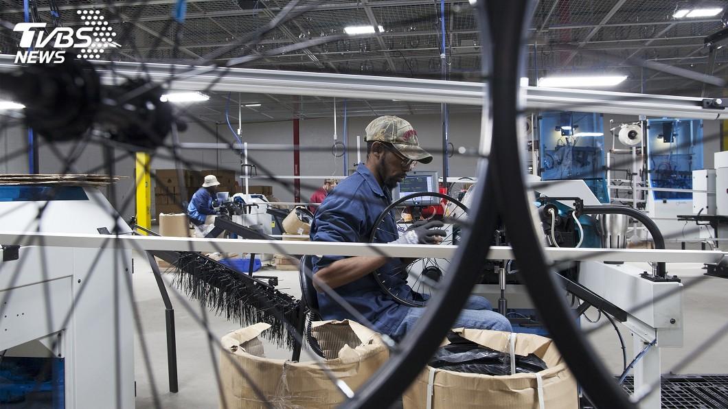 圖/達志影像路透社 遏廉價進口貨 歐盟對中國電動自行車徵反傾銷稅