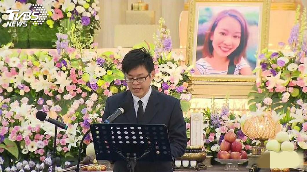 圖/TVBS資料畫面 楊又穎離世3年託夢「我在台南」 兄淚:希望夢是真的