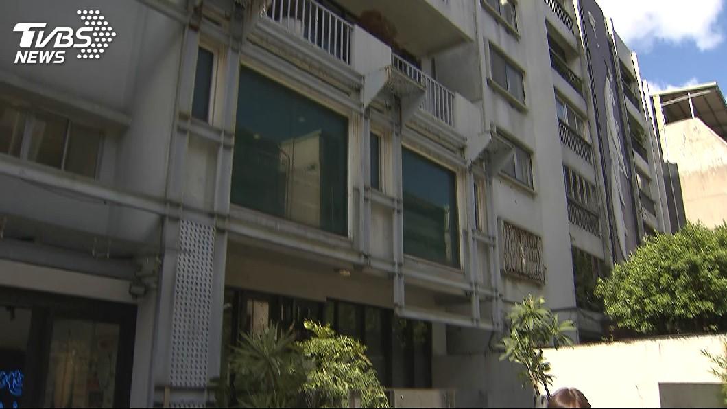 圖/TVBS 競選辦公室遭檢舉違規 柯文哲:我也是受害者