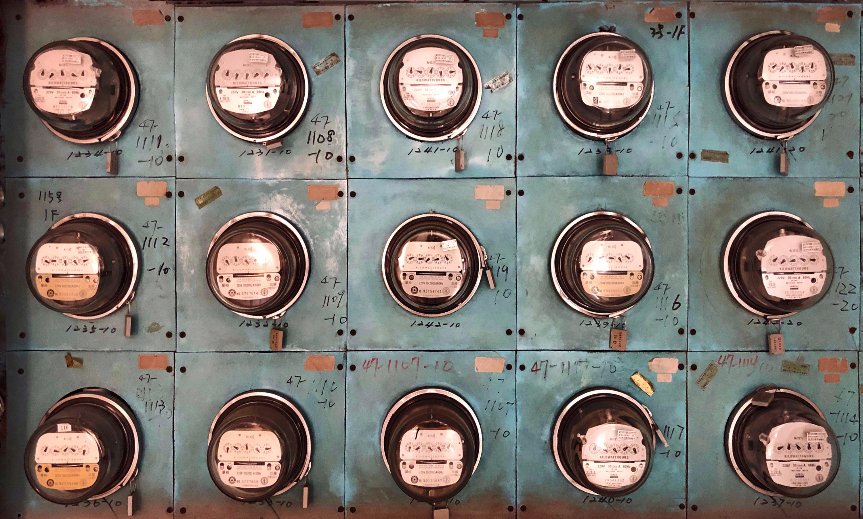 圖/中央社 未來2個月電力預測 黃燈一路亮至11月
