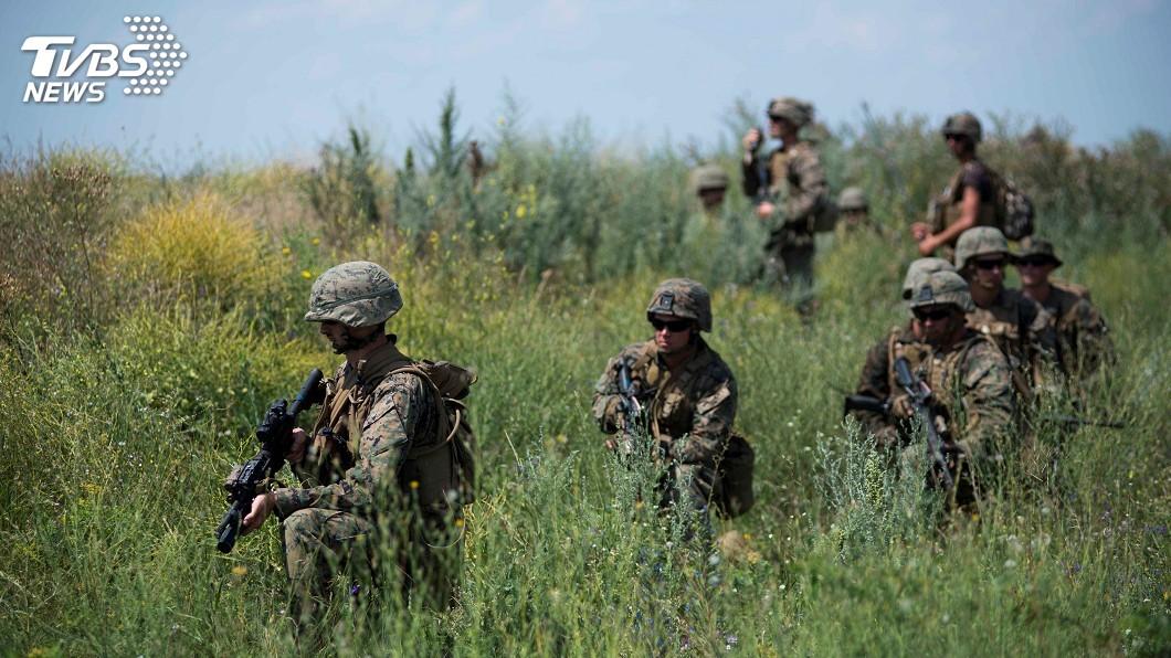 圖/達志影像路透社 兩岸軍力失衡 學者:美軍若介入解放軍攻台難