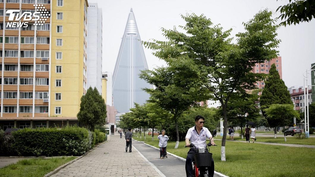 圖/達志影像美聯社 國際制裁奏效 北韓經濟萎縮速度20年來最劇烈