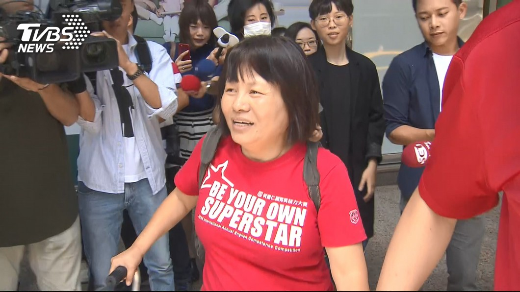 圖/TVBS 蔣月惠幼時遭母家暴 親妹:沒信仰她走不下去