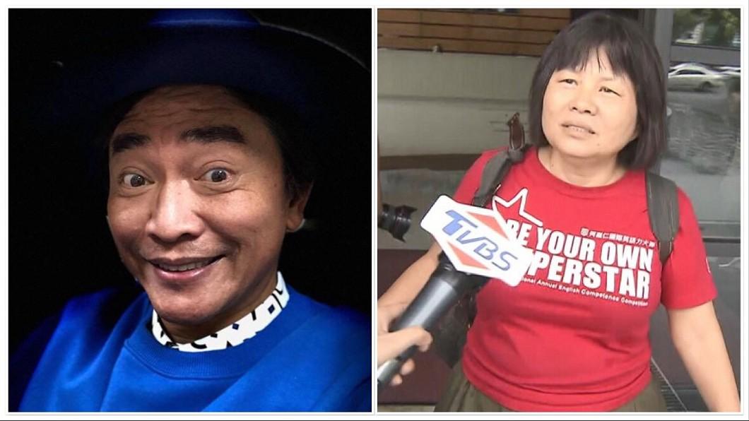 圖/翻攝自吳宗憲臉書、TVBS 憲哥下月擬邀蔣月惠上節目 金援羅騰園:「我也可以哦」