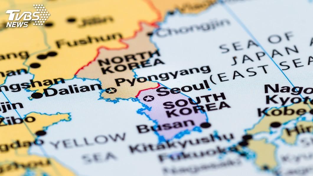 示意圖/TVBS 南韓官員訪華府 說明兩韓鐵路安排