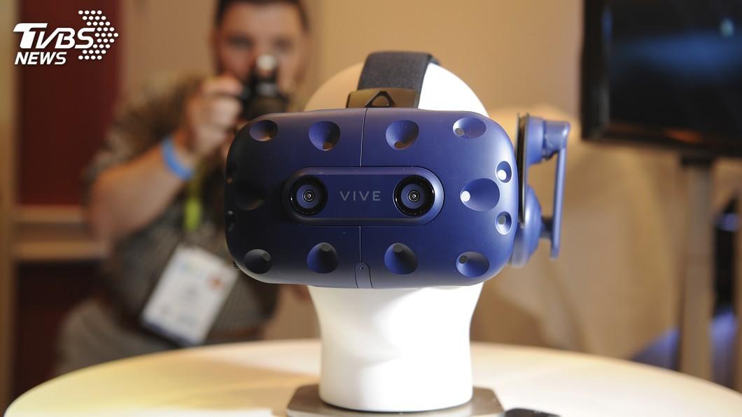 圖/達志影像美聯社 陸首個VR標準 HTC VIVE Pro通過一級指標
