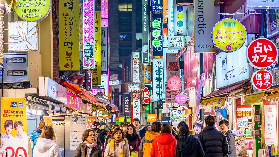 示意圖/TVBS 南韓「MeToo」揭各界性侵事件 連美國都嚇到發警報