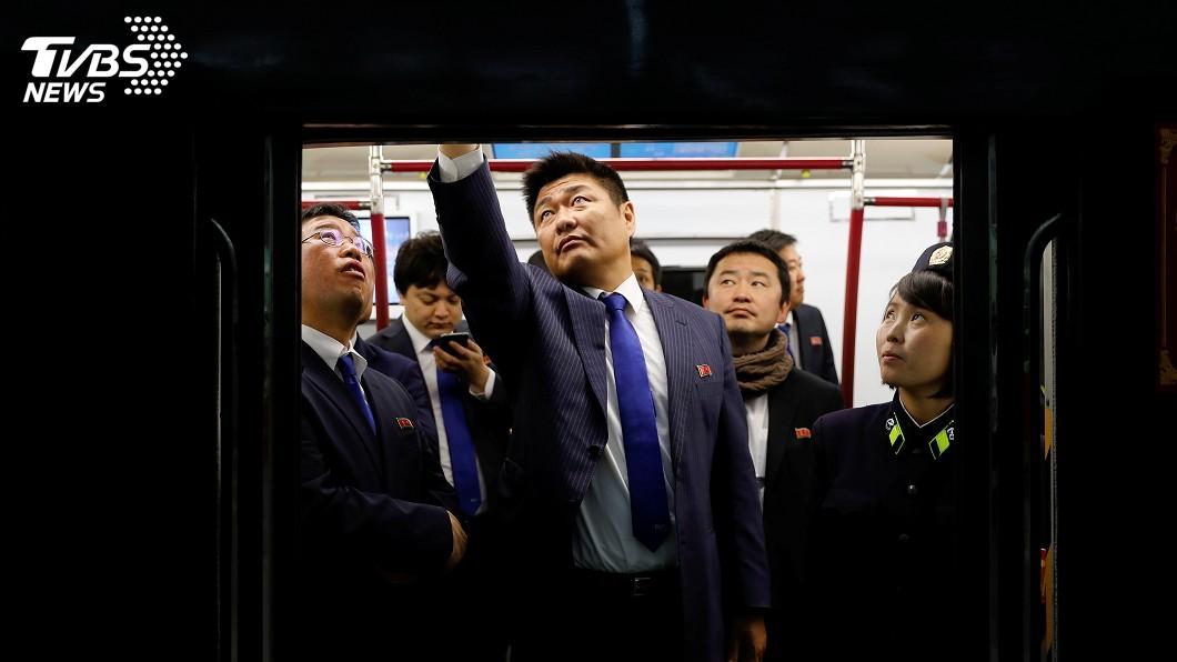 圖/達志影像路透社 兩韓氣氛放緩 北韓文宣戰有玄機