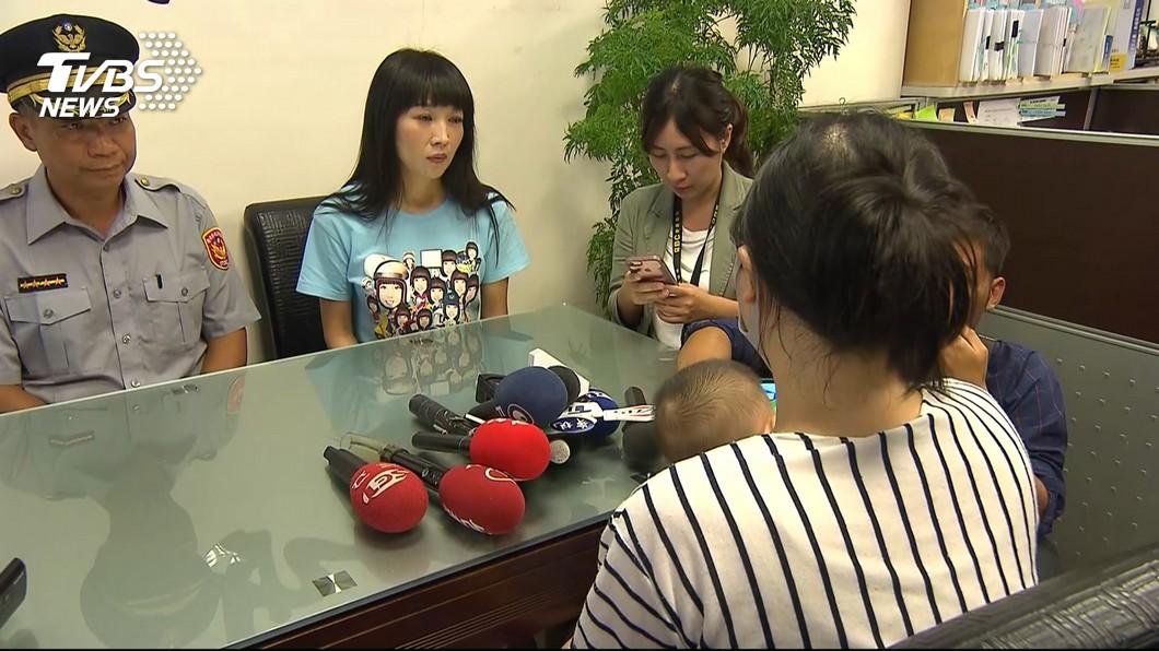該名媽媽發文後,也有2名媽媽回覆稱說自己也遭遇同樣情況。(圖/TVBS)