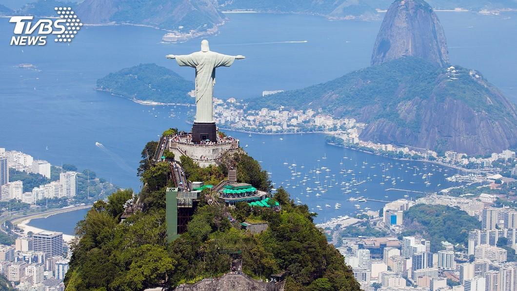 示意圖/TVBS 對美陷入貿易戰 中國目光轉向巴西市場