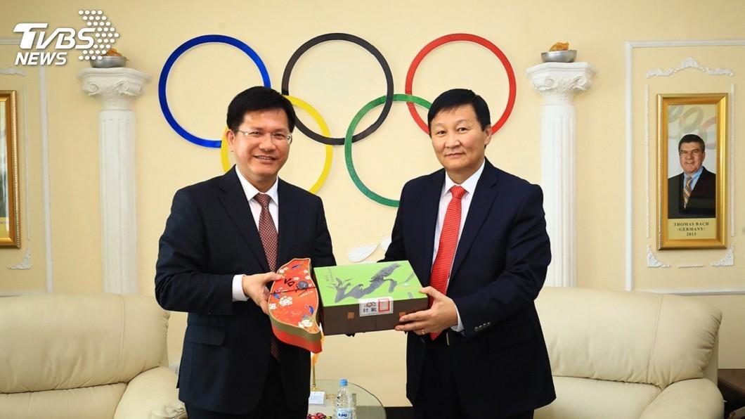 圖/中央社 東亞運轉型東亞青運 為年輕選手提供舞台