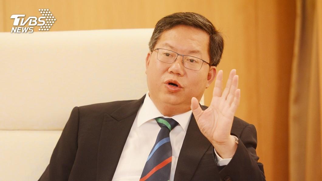 圖/中央社 暖冬政策急轉彎 鄭文燦:有錯就改沒有面子問題