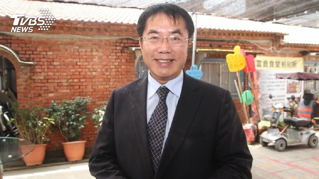 圖/TVBS TVBS民調/黃偉哲穩定領先 虧雞福來爹成黑馬