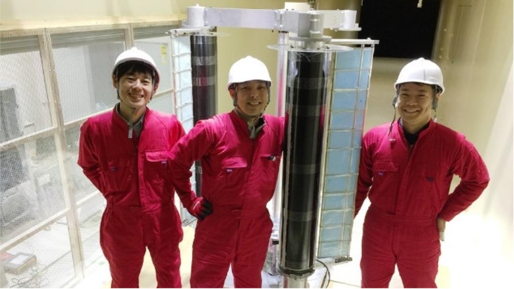 圖/Challenrgy官方網站 一次颱風能撐50年!核災的痛…日研發「颱風發電機」